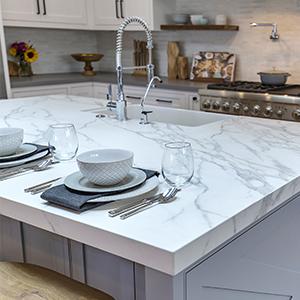 Küchenarbeitsplatten – Marmor Michl